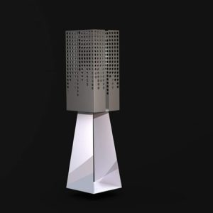 lampa metalica Elizabeth